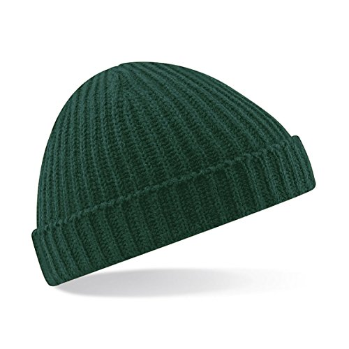 Trawler Beanie Bottle Green
