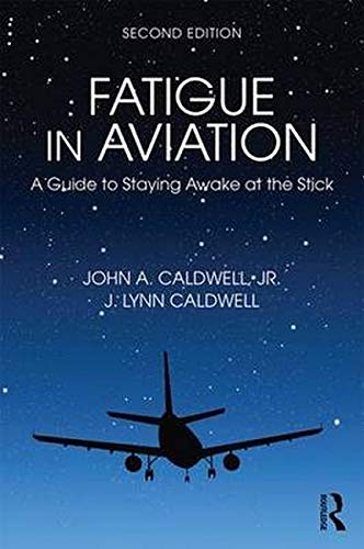 Fatigue in Aviation: A Guide to Staying Awake at the Stick