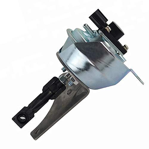 Turbocompresor del convertidor de presión, 753556-0002,756047-0002 para Citroën C4 C5 Peugeot 307 308 407 508 607 Turbo turbocompresor con válvula de descarga actuador con sensor