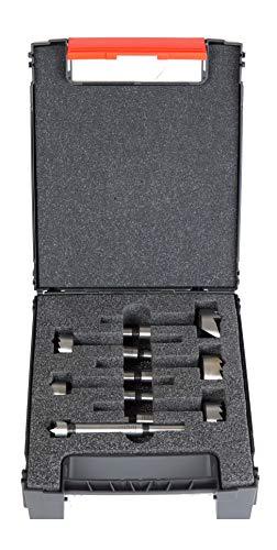 Amboss Werkzeuge Forstnerbohrer Satz, 6-tlg. Ø 15 bis 40 mm (5 mm Abstufung)