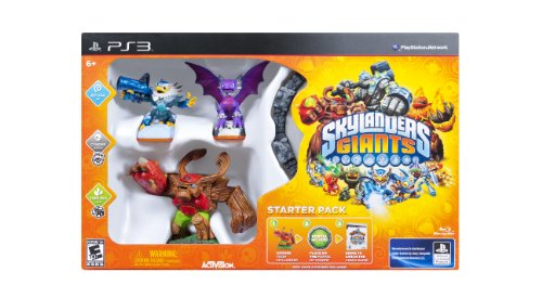Skylanders Giants Starter PS3