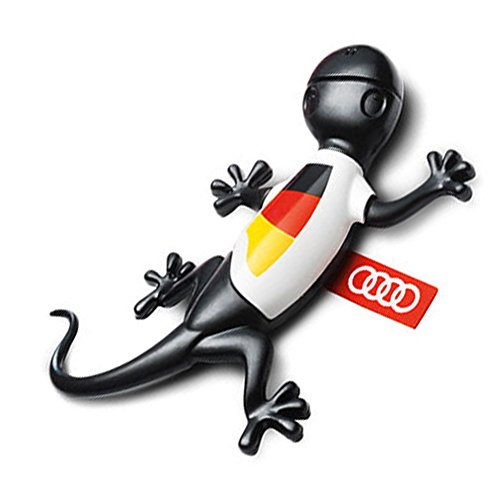 Original Audi Duftspender Duftgecko Deutschland000087009F leicht holzigen Duft