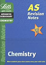 Chemistry: AS Level Revision Notes