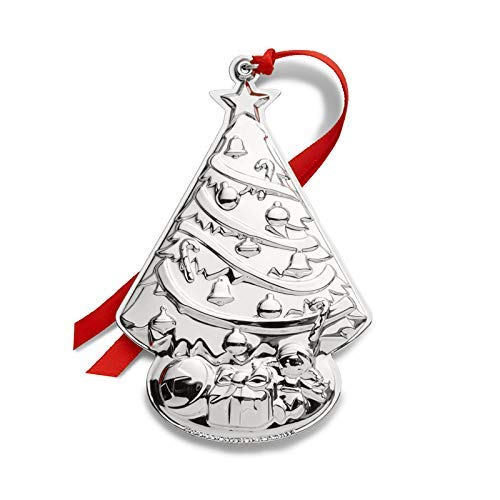 Gorham 2019 Sterling Christmas Tree Ornament-3rd Edition...