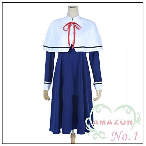 『★CGcosplay★ 繰繰れ! コックリさん 市松 こひな コスプレ衣装 C15605 (女性M)』の1枚目の画像