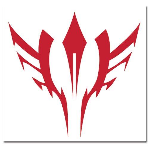Fate/zero Waver Command Seal Temporary Tattoos