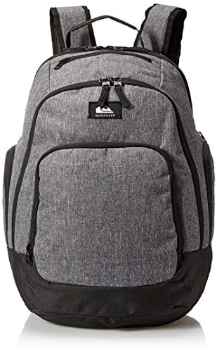 Quiksilver Men's 1969 Special Backpack, Light Grey Heather, One Size