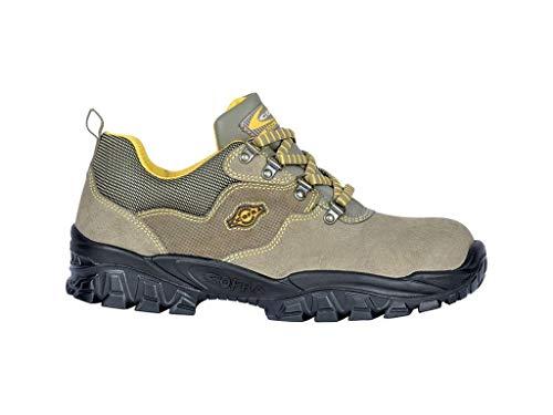"""Cofra, scarpe antinfortunistiche""""New Adige"""", NT150–000.W46, taglia 46, S1 P SRC, colore: beige"""