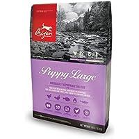 ORIJEN PUPPY LARGE, Comida para Perro 11.4 kg, 1 Saco