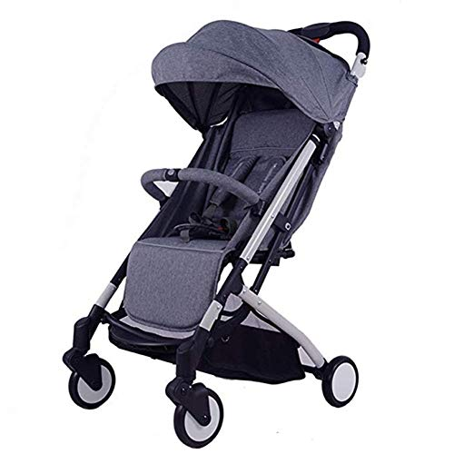 Buy Cylficl Baby Stroller Lightweight High Landscape Single Hand Folding Suitable for Children 0-3 Y...