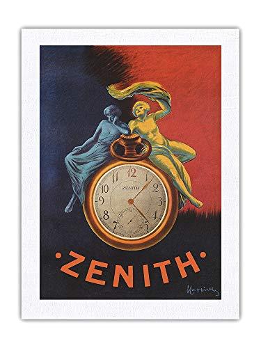 Pacifica Island Art Zenith (Fabricante de Relojes de Lujo Su