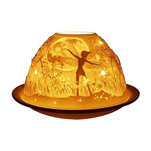 Welink Light-Glow Tealight Candle Holder 3', Night Fairies LD90044