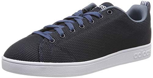 adidas Vs Advantage Cl, Zapatillas de Tenis Hombre, Azul (Tech Ink/FTWR White/Legend Ink Tech Ink/FTWR White/Legend Ink), 49 EU