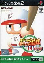 実況パワフルプロ野球11超決定版2004年株主特別プレゼント