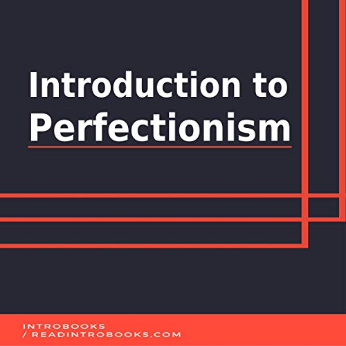 Introduction to Perfectionism cover art
