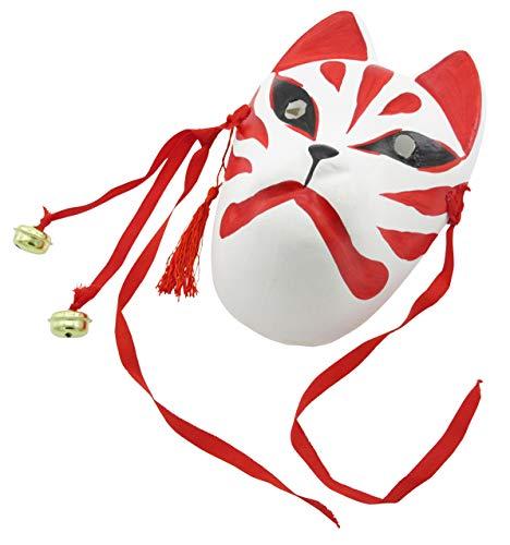 Fox simple Mask Cosplay goods fox transformation (japan import)