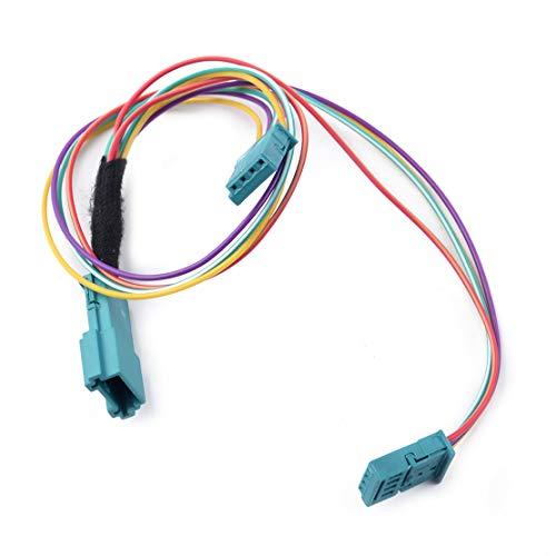 LETAOSK NBT Touch Controller ECU Y Splitterkabel Adapter Fit für BMW F10 F01 F07 F20 F30