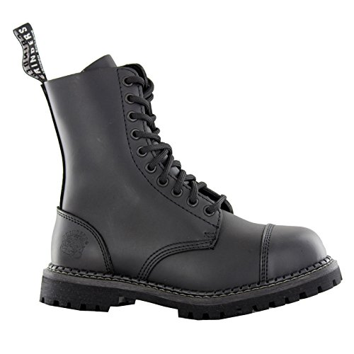 Grinder Stag CS Derby Boot Black Mens Boots