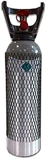 For Home Bombona de Co2de 4kg, recargable, con válvula residual certificada.