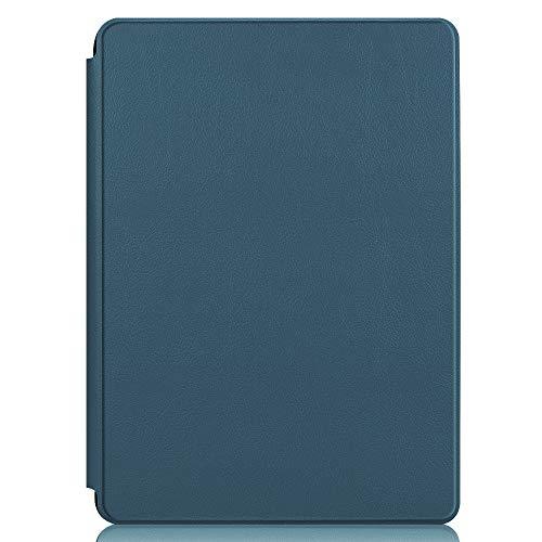 Lobwerk Tablet Hülle für Microsoft Surface Go & Go 2 (2018/2020 Modell) 10 Zoll Slim Hülle Etui mit Standfunktion & Auto Sleep/Wake Funktion Dunkelgrün