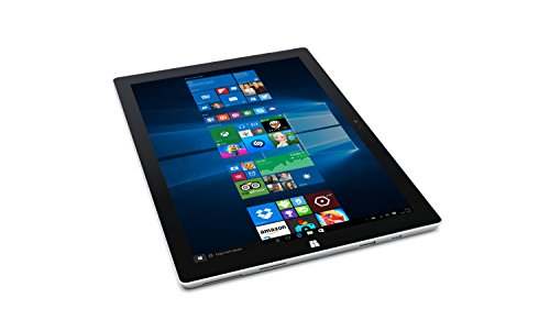Microsoft Surface Pro 3 5D2-00019 30 cm (12 Zoll) Tablet-PC (Intel Core i7-4650U, 8GB RAM, 256 GB, HD Graphics 5000, Windows 10 Pro) silber