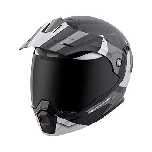 Scorpion EXO-AT950 Cold Weather Adult Street Motorcycle Helmet -...