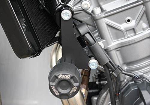 GSG-Mototechnik Duo Safety Sturzpads passend für KTM Duke 790 ab 2018