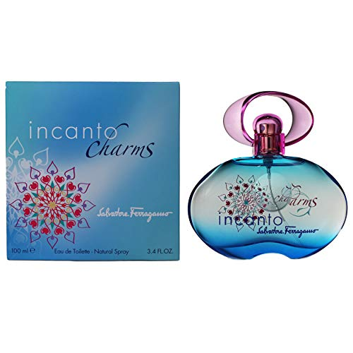 Salvatore Ferragamo Incanto Charms Eau de Toilette - 100 ml