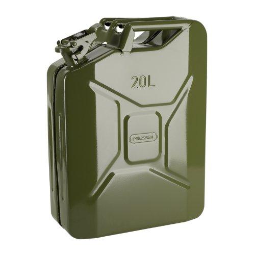 Pressol 4682912 Benzinkanister Stahlblech 20 L