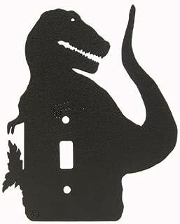 Innovative Fabricators, Inc. T-Rex Dinosaur Single Light Switch Plate Cover