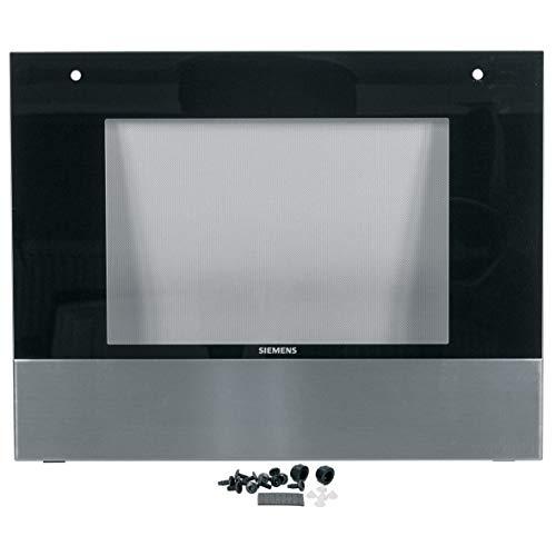 Außenfenster Frontglasscheibe Türscheibe Glas Scheibe Türglas für Backofentüre Herd ORIGINAL Bosch Siemens 688331 00688331