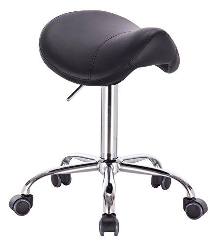 1stuff® Sattelhocker Pony für rückengerechtes Sitzen - Sitzhöhe bis ca. 74cm -...