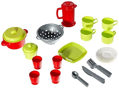 Ecoiffier- Borsa Piccola cuoca, Colore Unico, 7600002640