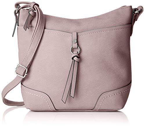 TOM TAILOR Damen Taschen & Geldbörsen Umhängetasche IMERI light purple,OneSize