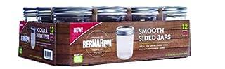 Bernardin 20250 250ml Regular Mouth Mason Jar, Clear (B01NC2R3N1) | Amazon price tracker / tracking, Amazon price history charts, Amazon price watches, Amazon price drop alerts