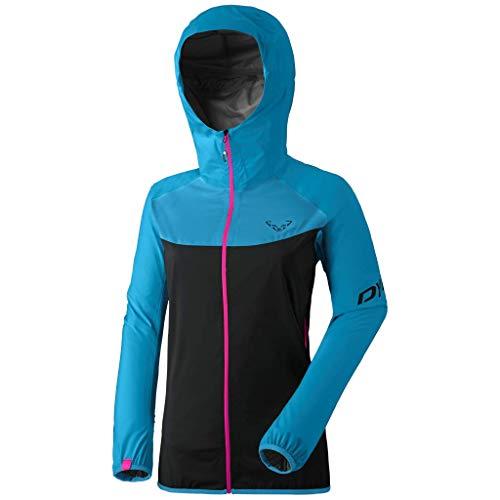 DYNAFIT W TLT 3L Jacket Blau, Damen Jacke, Größe 38 - Farbe Methyl Blue