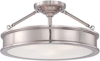 Best harbour point 3 light semi flush mount Reviews