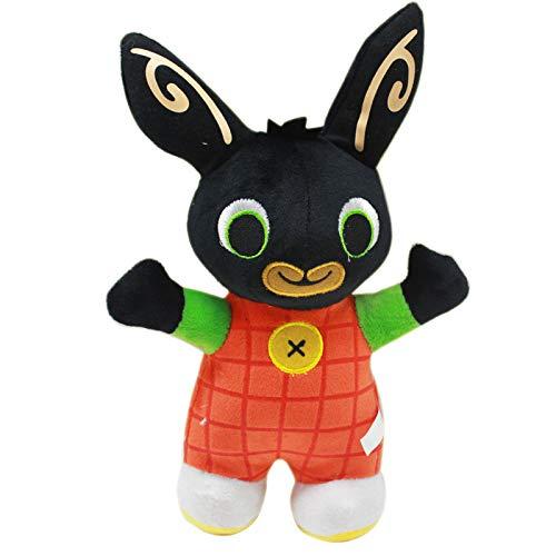 Bing Bunny Speelgoed Dieren Poppen Knuffels, Konijn Gevuld Zacht Pluche Kussen, Babyslaap Sussen Poppen, Kinderen Cadeau 25Cm