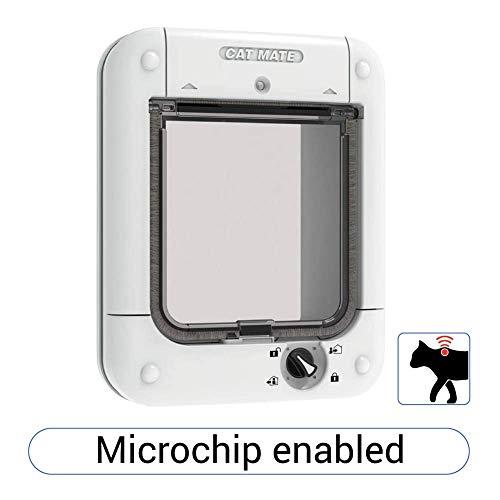 Pet Mate 410560 Mikrochip Katzenklappe - 4
