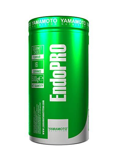 Yamamoto Nutrition EndoPRO integratore alimentare a base di proteine del pisello isolate 500 g (Cioccolato, 500 grammi)