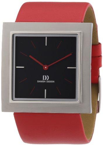 Danish Design Damen-Armbanduhr Analog Quarz Leder 3324499