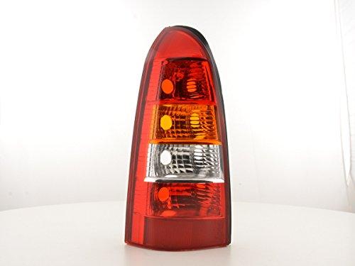 FK Automotive FK achterlicht achterlicht achterlicht achteruitrijlichten achterlamp achterlicht links FKRRLI015093-L