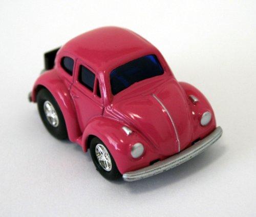 Postler 73866, Comic Auto's – modelauto's zoals VW-Bus Classic, VW-Kvefer, Pajero en VW-Polo met terugtrekmoter, van metaal, afmetingen: ca. 5,0 x 2,5 x 2,5 cm.