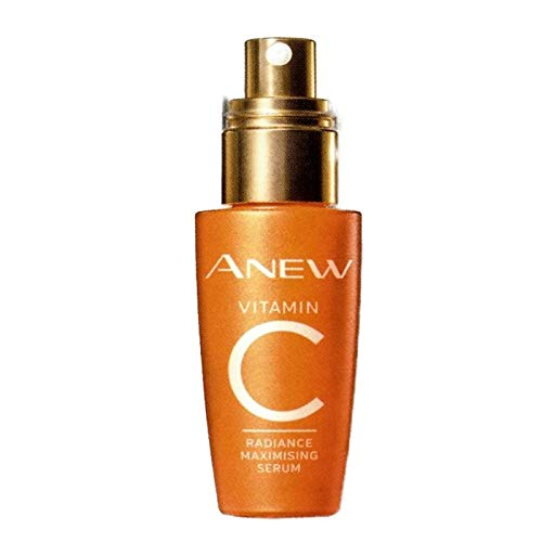 Avon Anew – Sérum de vitamina C para una tez radiante 30 ml para mujeres jóvenes Glow