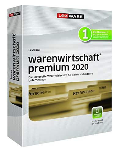 Lexware warenwirtschaft premium 2020|Minibox (Jahreslizenz)|Effizientes Warenwirtschaftssystem für eine organisierte Datenverwaltung für Kleinunternehmer
