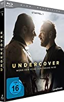 Undercover - Die komplette 1. Staffel/2 Blu-ray