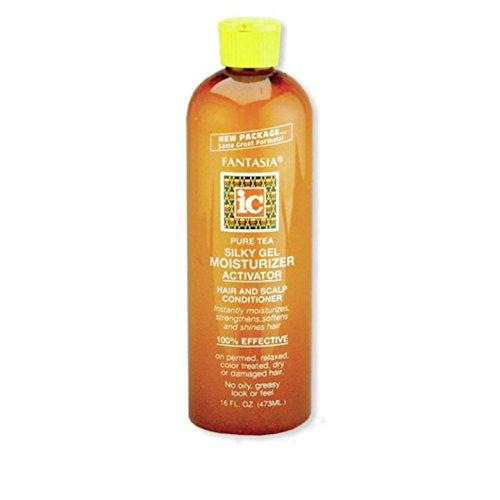 Price comparison product image Fantasia Ic Hair Moisturizer Activator Silky Gel 16 Oz