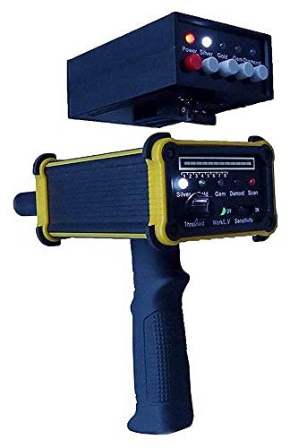 Detectores de metales para adultos Professional, GR100 Escáner Underground, Detector de Metal...