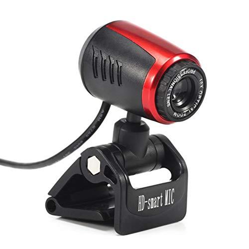 Nieuwe USB 2.0 HD Webcam Camera Web Cam met Microfoon Mic LED voor PC Laptop