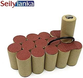 Seilylanka Battery Rebuild Pack For KINCROME 19.2V 2000mAh Ni-MH K130018 K13070 Impact Gun